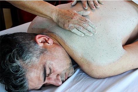 Limpieza de espalda