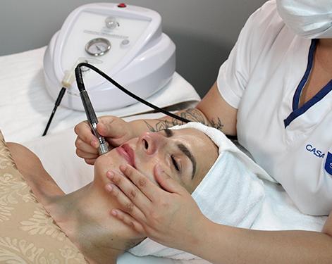 Facial Colágeno Integral con Microdermoabración